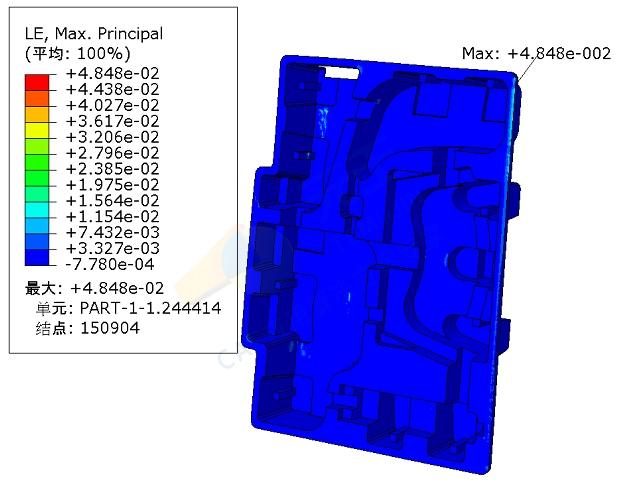 有限元分析代做案例-显示器包装运输的CAE仿真分析