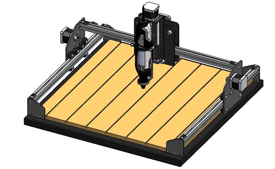 德雷维尔dol400数控CNC机床设计模型【solidworks 2019】.rar