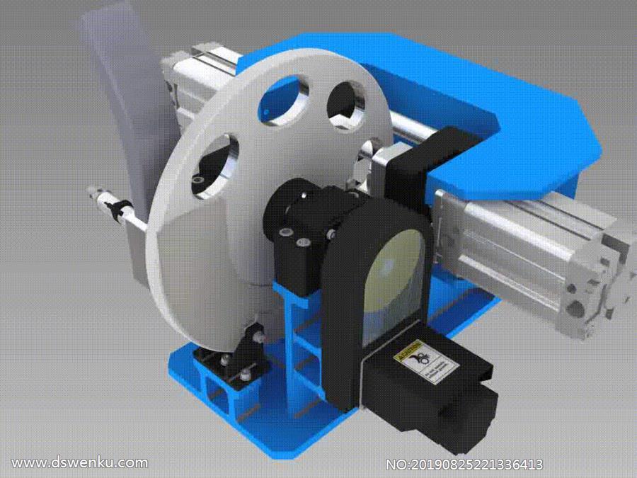 旋转压力机结构设计【SolidWorks】.zip