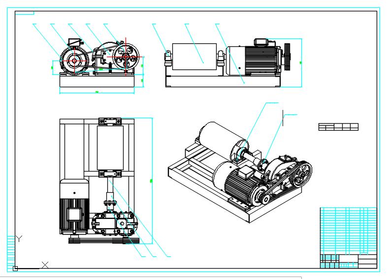 带式运输机传动装置设计【任务书+开题报告+CAD+SolidWorks+说明书】.rar