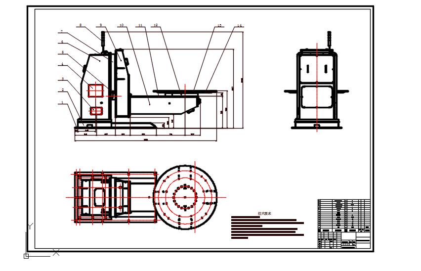 原稿-焊接机器人1.0t变位机系统设计与研究[含proe三维、运动仿真、cad图纸、查重、任务书、说明书].zip