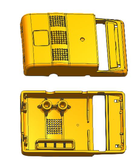 原稿!!电器盒盖注塑模具设计【CAD+UG+工艺卡+说明书】.rar