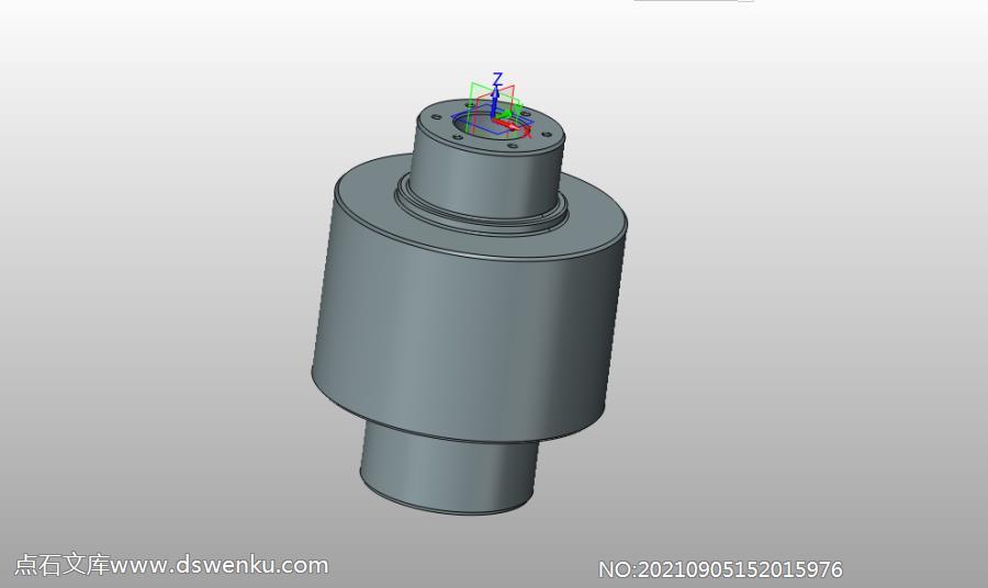 反井钻机减速箱螺纹轴加工工艺设计与程序编制【任务书+零件图+三维+工序简图+说明书】.rar